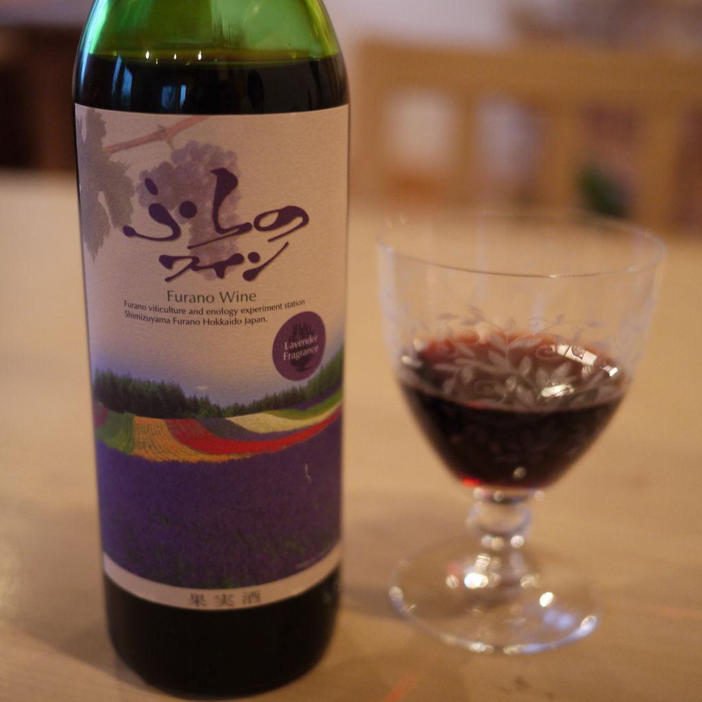 ぐるまつ ふらのワイン