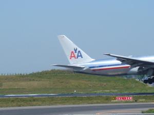 アメリカン航空 American Airlines