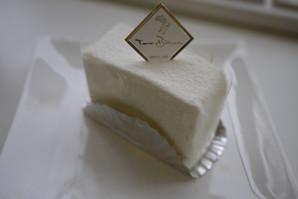 トゥールビヨンさんのレアチーズケーキ