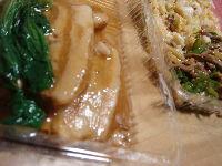 潮来市の中華屋さん麗華の豚角煮