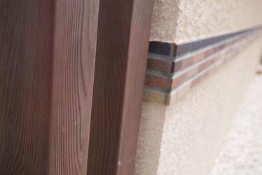 鹿嶋市トゥールビヨンさん外壁施工工事
