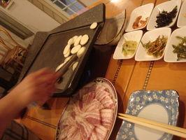 鹿嶋市平井オモニ食堂サムギョプサル