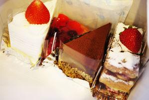 神栖市知手アンデルセンのケーキ