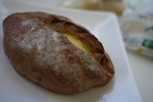 鉾田市一番館のくるみチーズパン