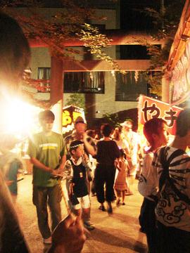 佐原の大祭八坂神社
