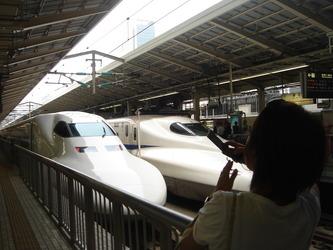 ひかり 東京駅