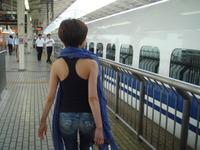 京都へ 東京駅