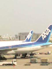 成田空港 ANA