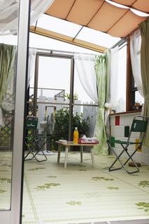 和風 ガーデンルーム