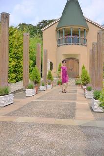 プロヴァンスのお庭