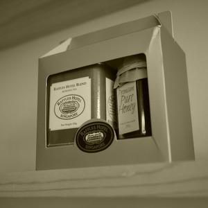 ラッフルズホテル 紅茶