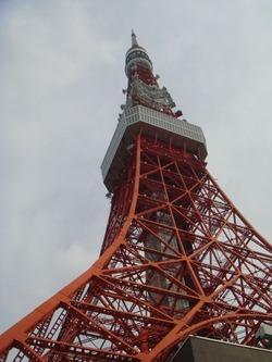 東京タワー下から眺める!