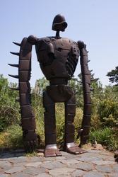 ラピュタ ロボット兵