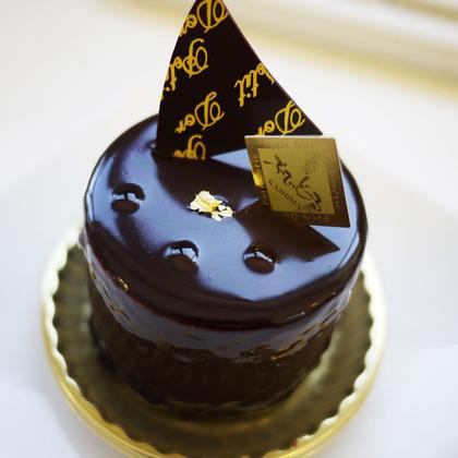 プティドール チョコレートムース
