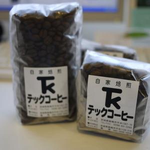 テックコーヒー豆