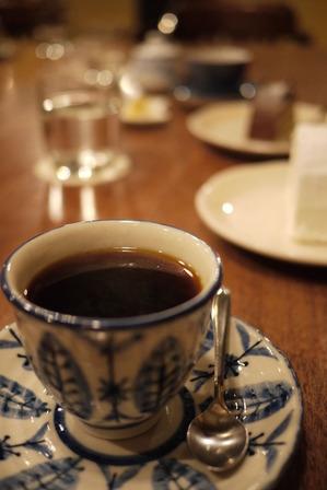 森の時計 コーヒー