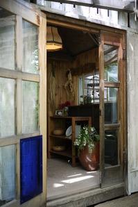 どこか農場 たまごカフェ入り口