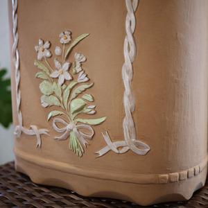 ポスト ブーケ お花とリボン