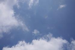 鹿嶋市の青空