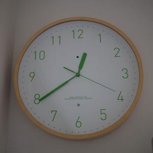 北欧デザイン時計