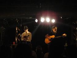 アコースティックライブ!!