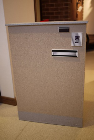 FIT BOX MINIのミニチュア模型!