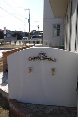 ドナルドの水栓☆