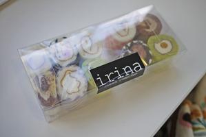 イリナのロールケーキ