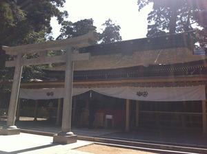 鹿島神宮 本殿