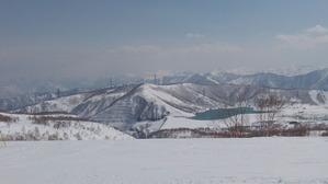 かぐらスキー場 景色
