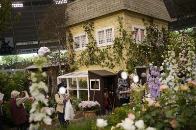 キャス・キッドソンの庭