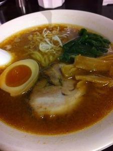 東京食堂ラーメン