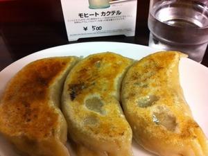 東京食堂 餃子