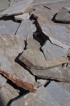 自然石 クオーツイエロー