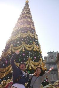 大きなツリー☆