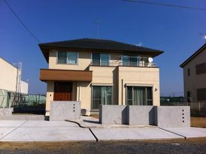 N様邸 塗装前 (1)