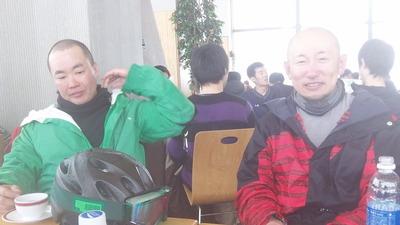 山田さん&ぐるほそ