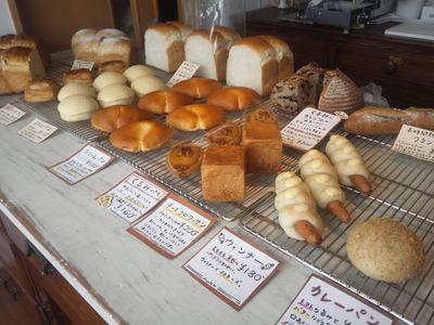 ヌクさんのパン