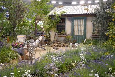 プロヴァンスの庭
